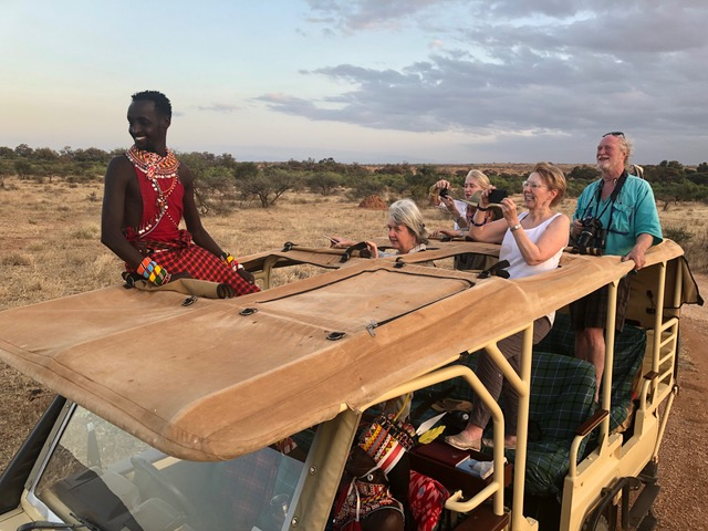 WorldWomenWork Adventures Our trip to Morocco and Kenya