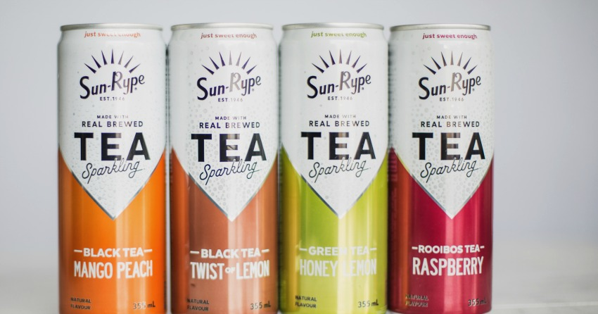 Sun-Rype - Composed the Music and Sound for Sun-Rype's Tea and Cider lineup within the Okanagan.