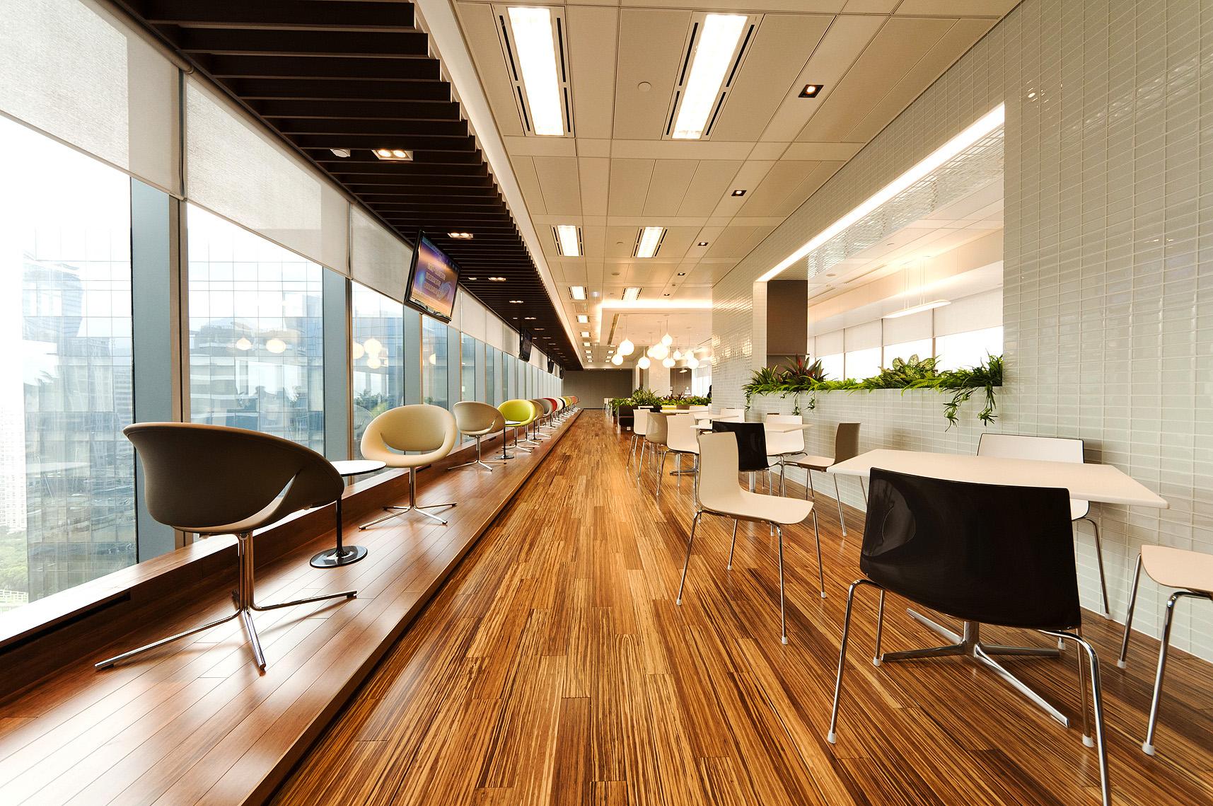 JAF Bamboo Flooring