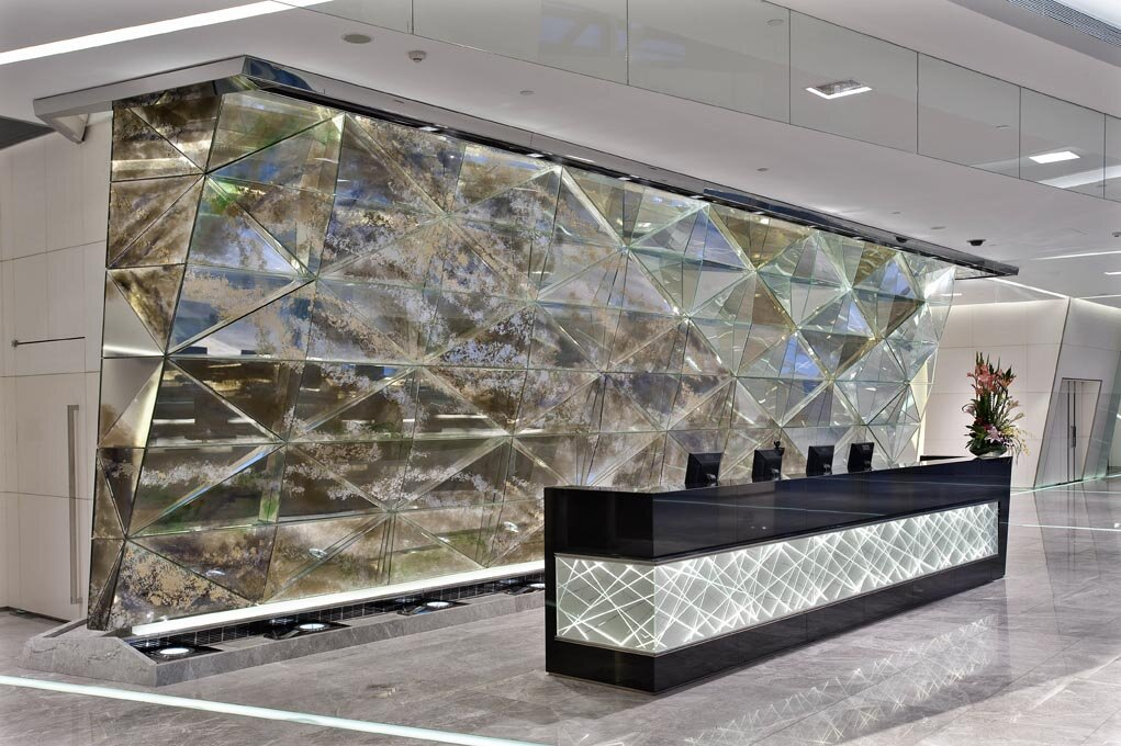 JAF Decorative Glass