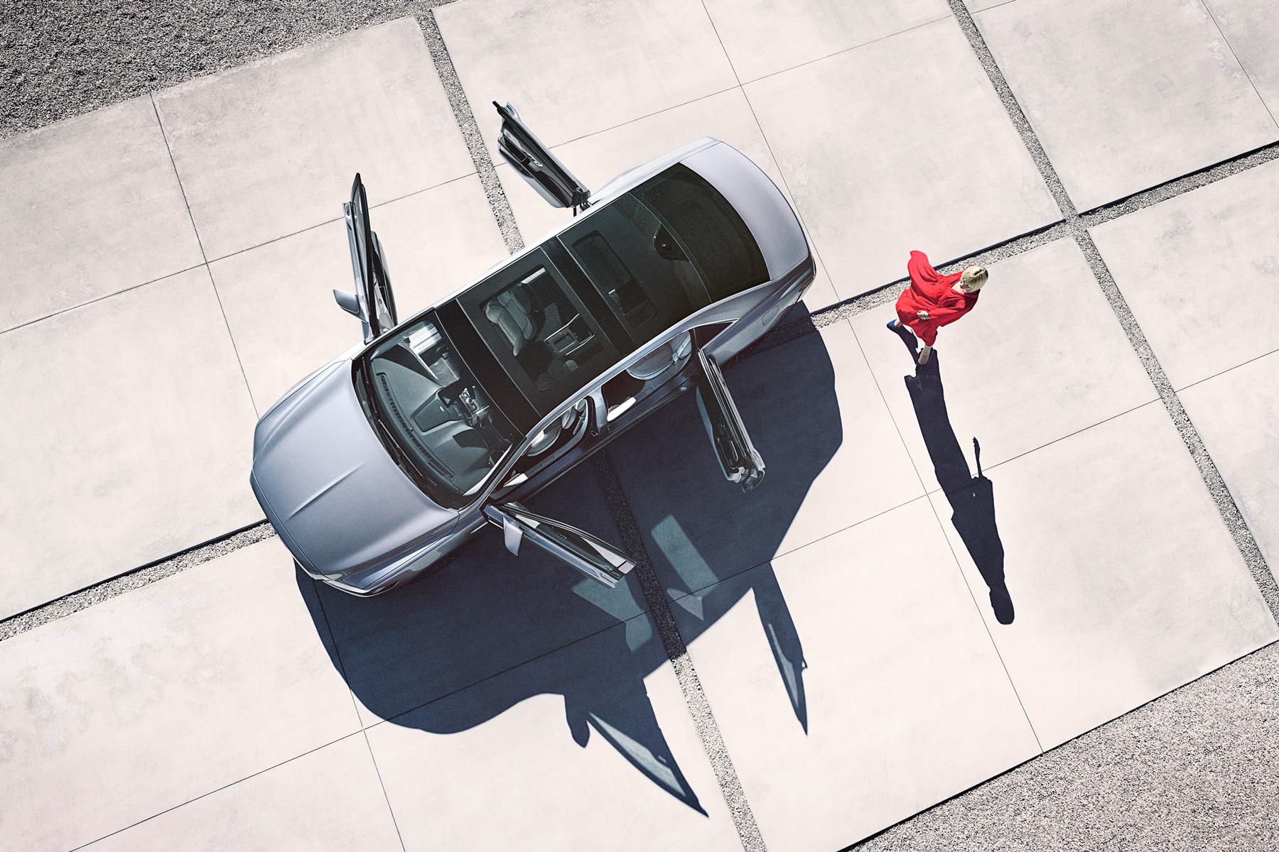 MATTHEW JONES  / Lincoln Continental