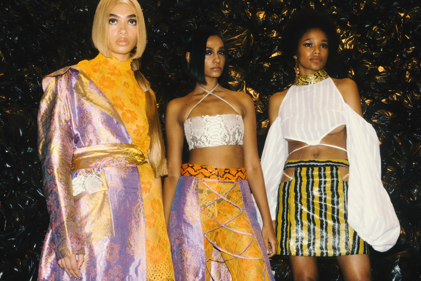 - ➝We produced Kim Shui SS18 Presentation alongside Kristian Kirk, the show was hosted by Century 21 stores in Lower Manhattan.