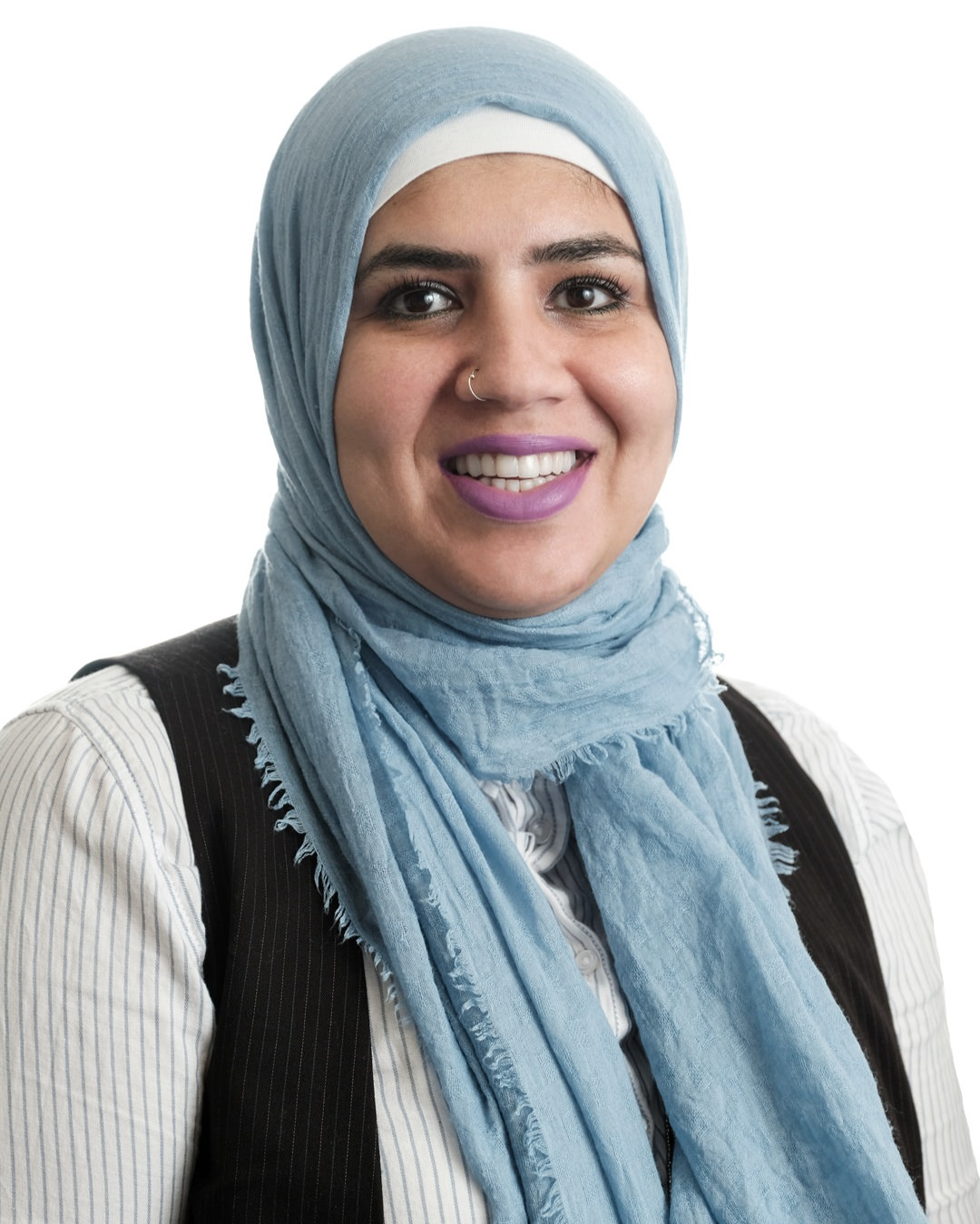 Rehab Ahmed, Carer Support Services Manager   Rehab Ahmed, came to Perth from Cairo, Egypt in October 2001 after she completed a Bachelor Degree in Archaeology and had a successful career in administration. She speaks Arabic, English, and French.  In 2014 Rehab completed a Diploma in Community Services of Work because she realised she wanted a career in which she could make a difference in women's lives by providing hope, encouragement and the knowledge that they have choices.  Rehab is working at Ishar Multicultural Women's Health Centre since 2014. She is currently the Carer Support Services Manager and studying Diploma of Interpreting (LOTE).