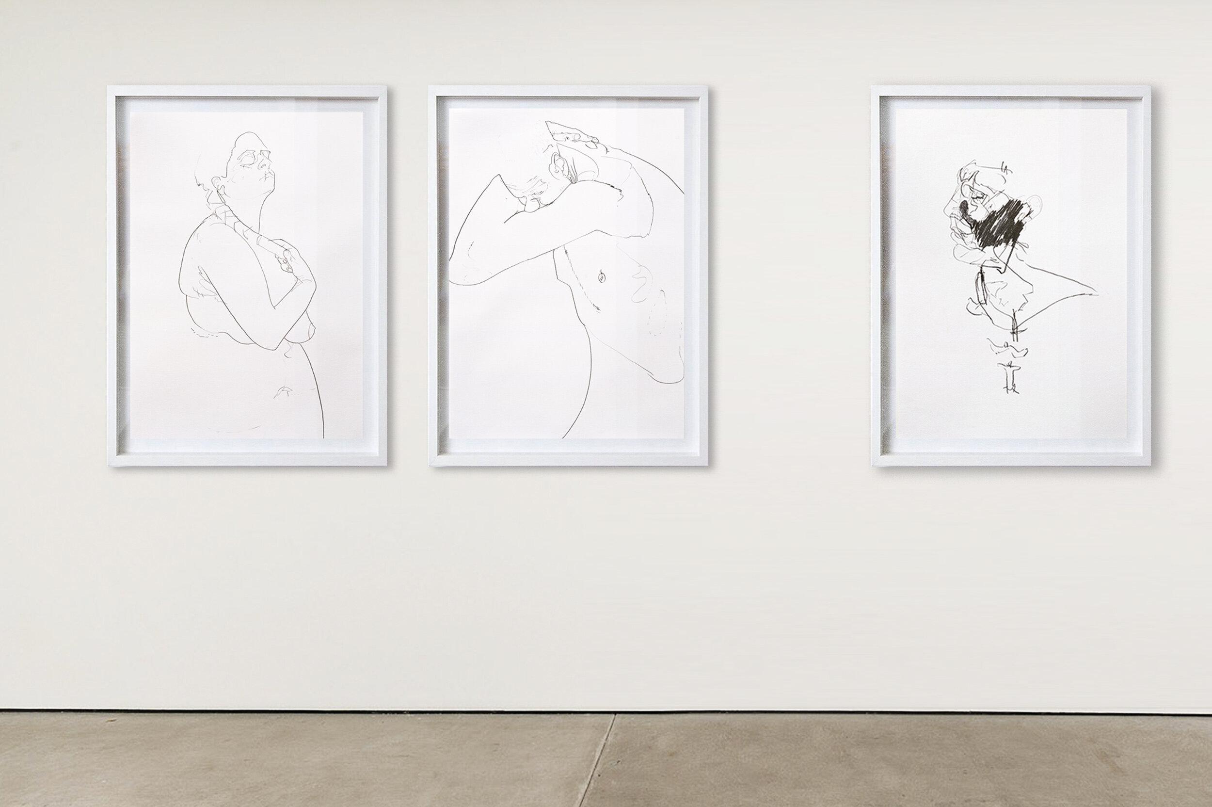 nicholas-hutcheson-drawings-hanging-in-gallery.jpg