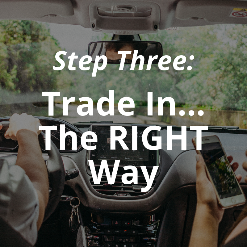 - Guess what, cubs? Mama Bear wants you to get the most for your trade-in, even though we don't buy trade-ins!Armed with some knowledge and with a little bit of legwork, you won't be stuck accepting the first trade-in offer the dealership makes.These simple actions will get you the most $$$ for your trade in.