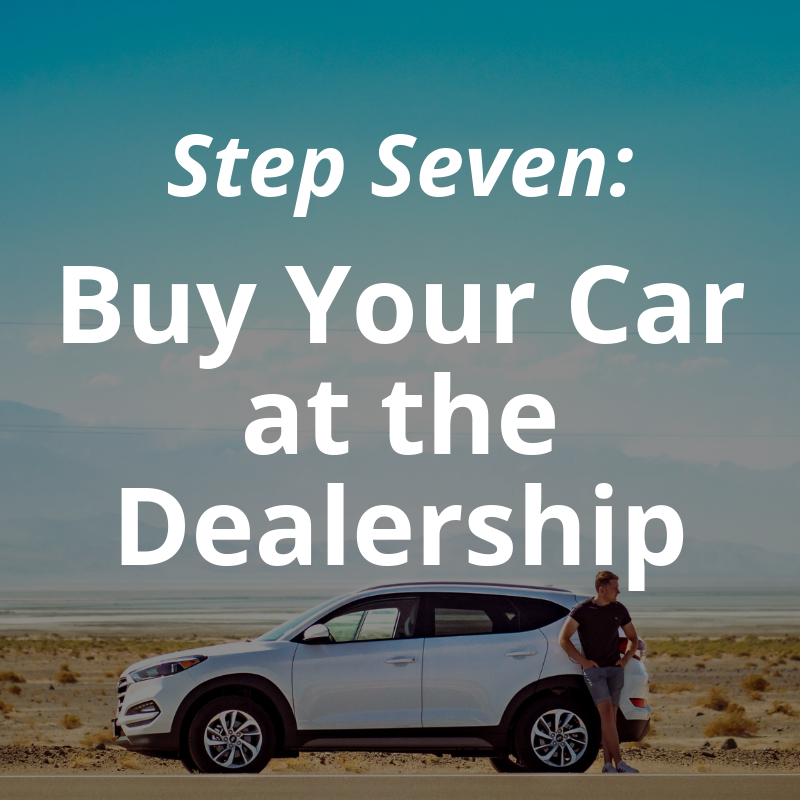 - Now you're ready to strut into the dealership confident and protected. Like a bear.The dealer might pressure you to take their financing. Remember, you've done your research, understood your options and you are in control.Roar.Here's what you do….