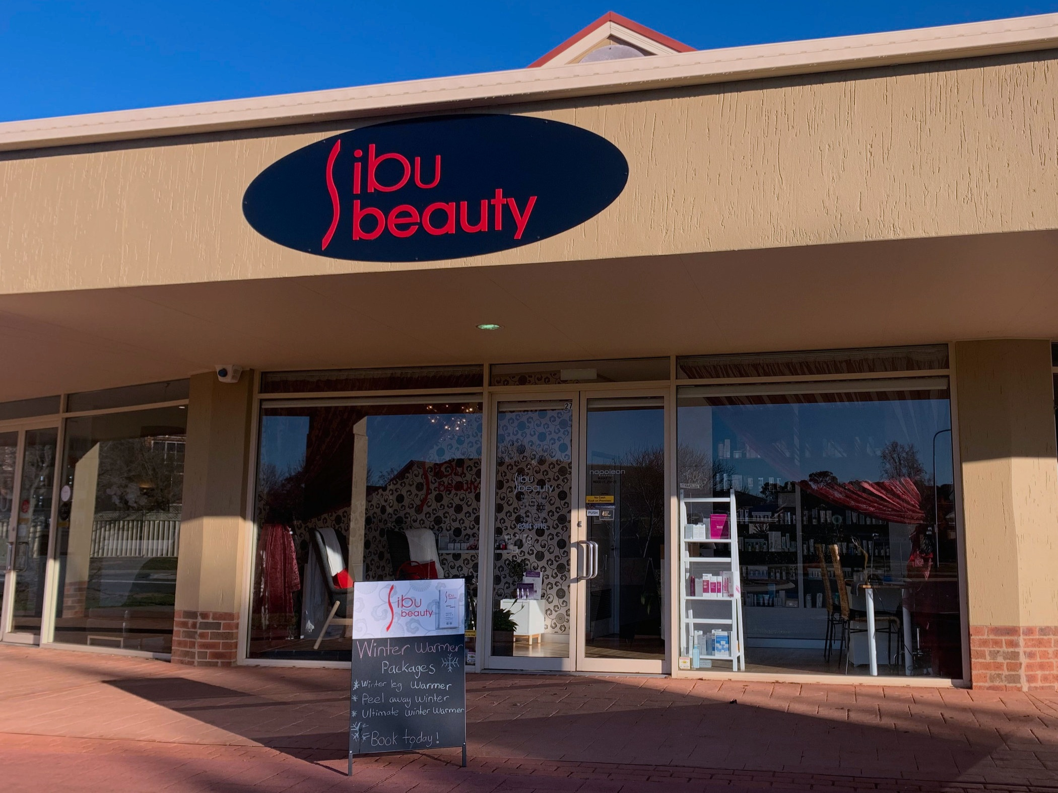 Our Salons - Two beautiful salons in the Gungahlin area.
