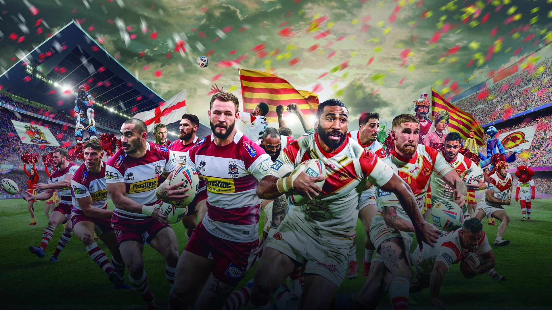 FC Barcelona - Partido de Rugby en el Camp Nou -