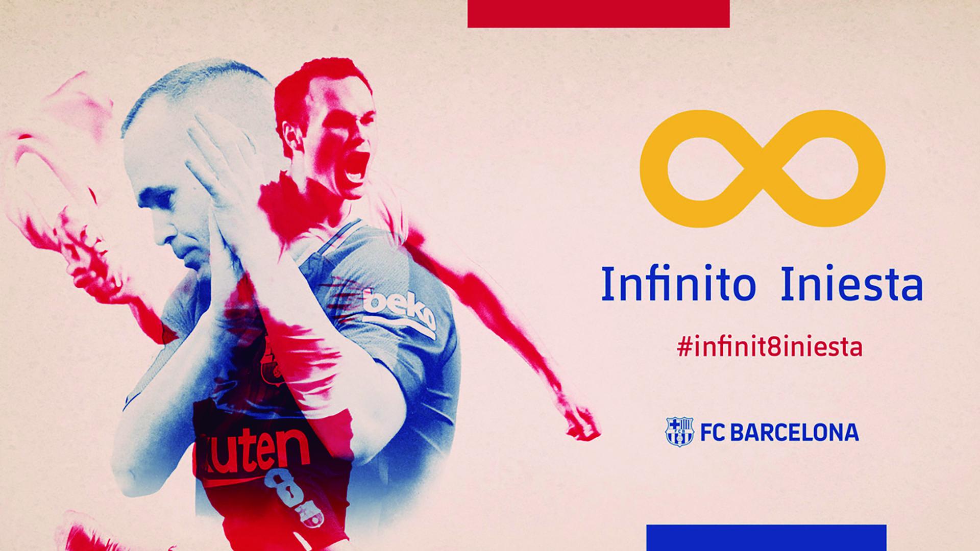 FC Barcelona - Despedida Iniesta -