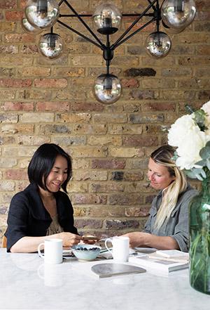 Contact Yoko Kloeden Design | Interior Designer based in London