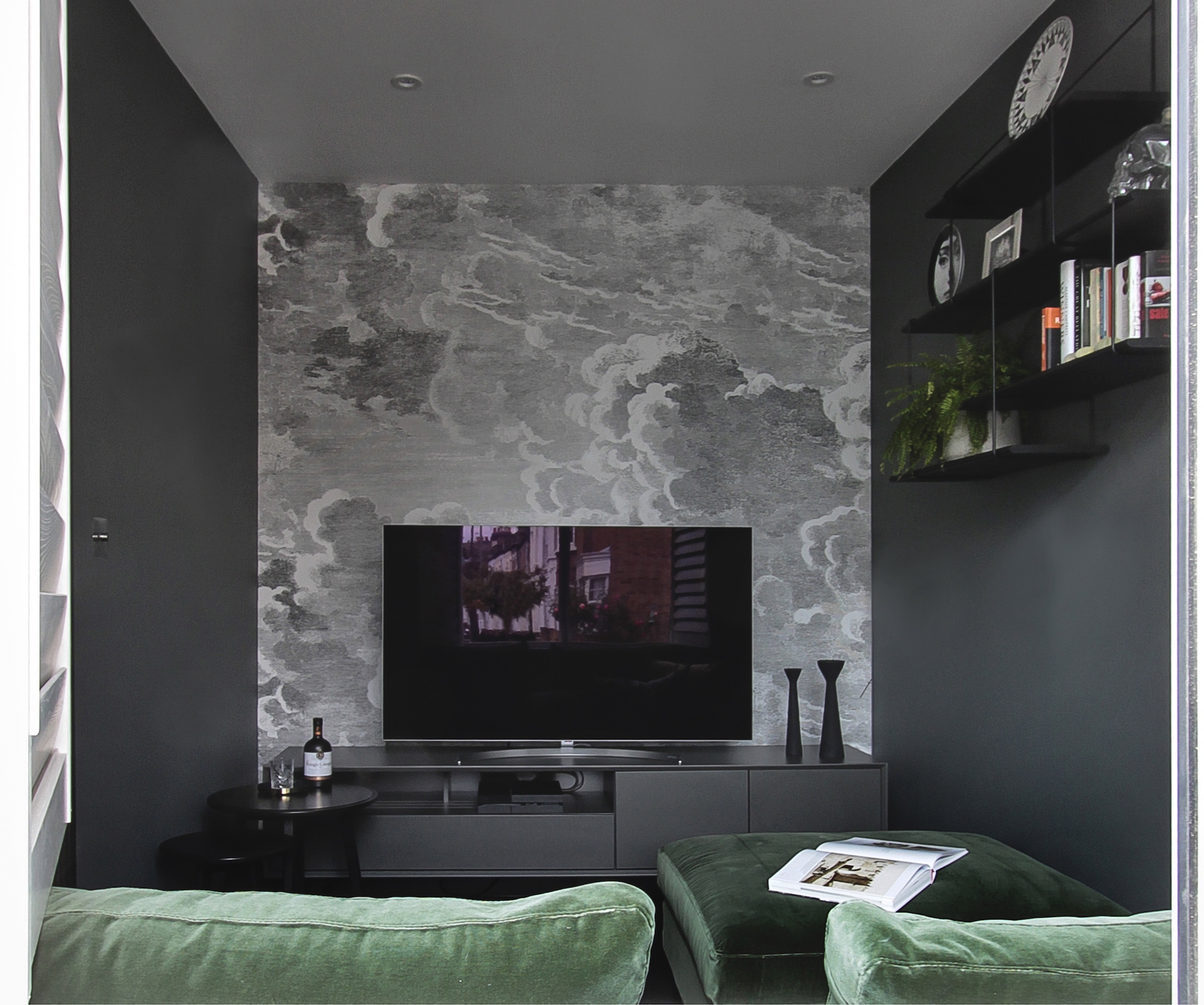 His and Hers Haven, Games Room