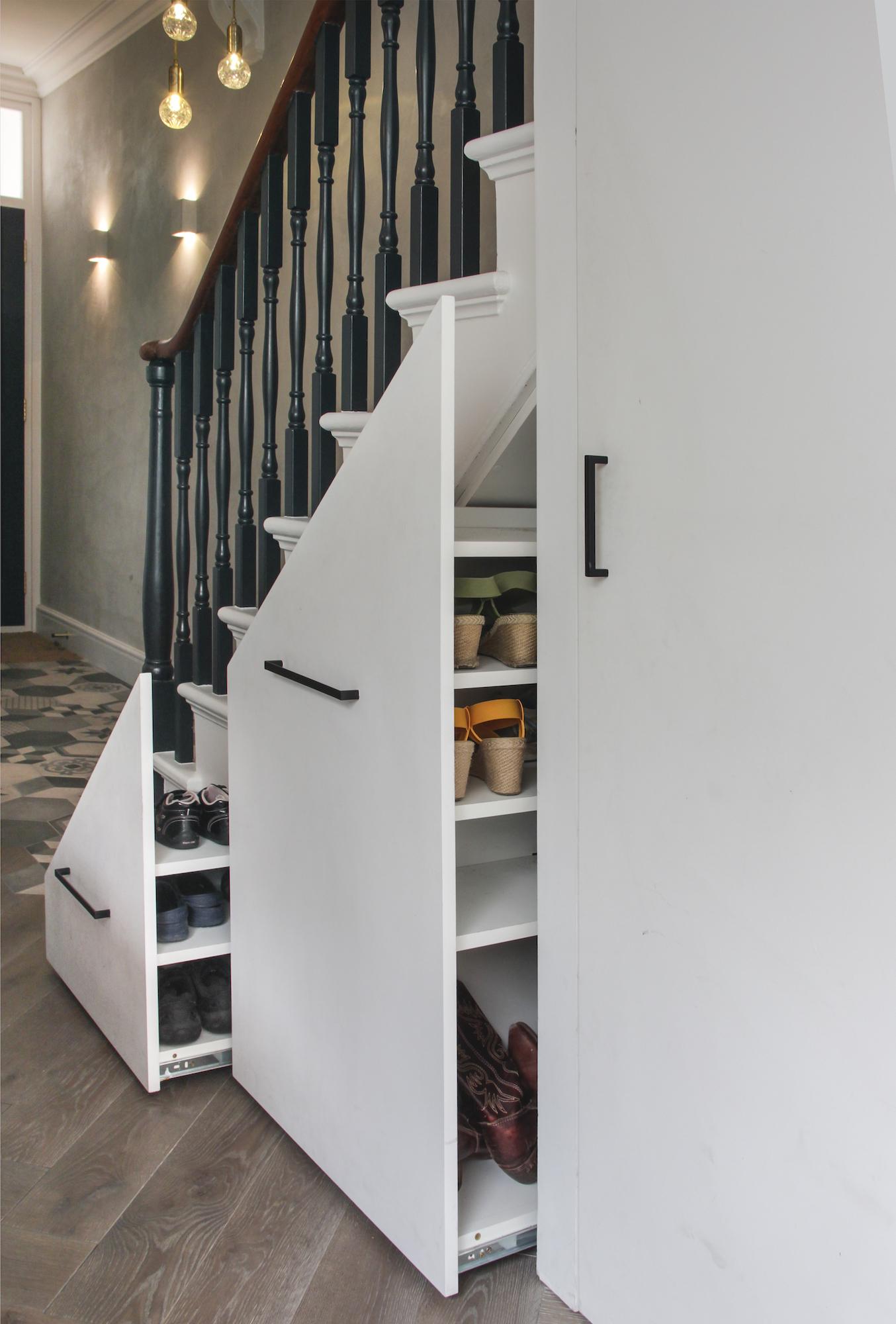 Serene & Robust, Hallway Storage