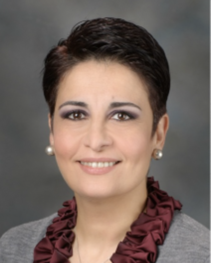 Bouthaina Dabaja, MD | Director of Research