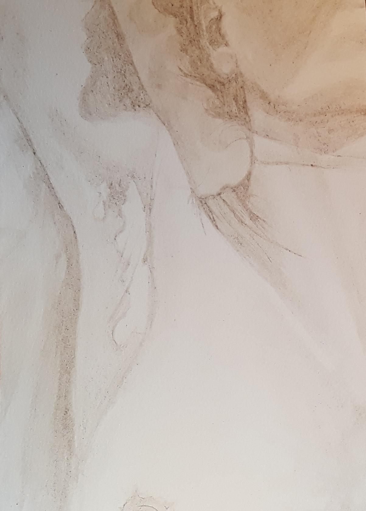 Nebula 1 - 2019The Artist's Dust on Paper 290 x 210 mm (Framed)3500 ZAR