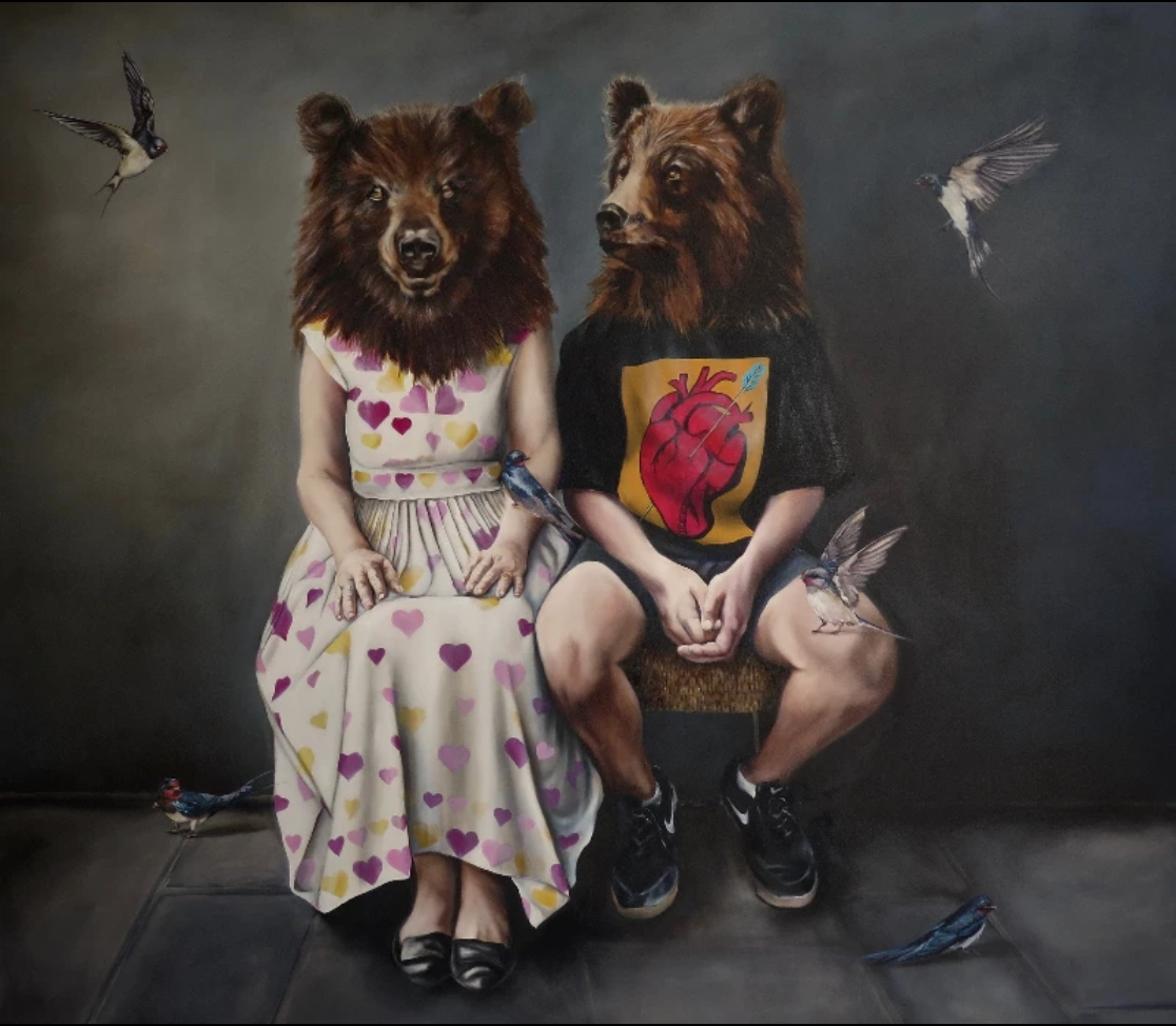 Berlein - Oil on Canvas1800 x 1600 mm49 000 ZAR