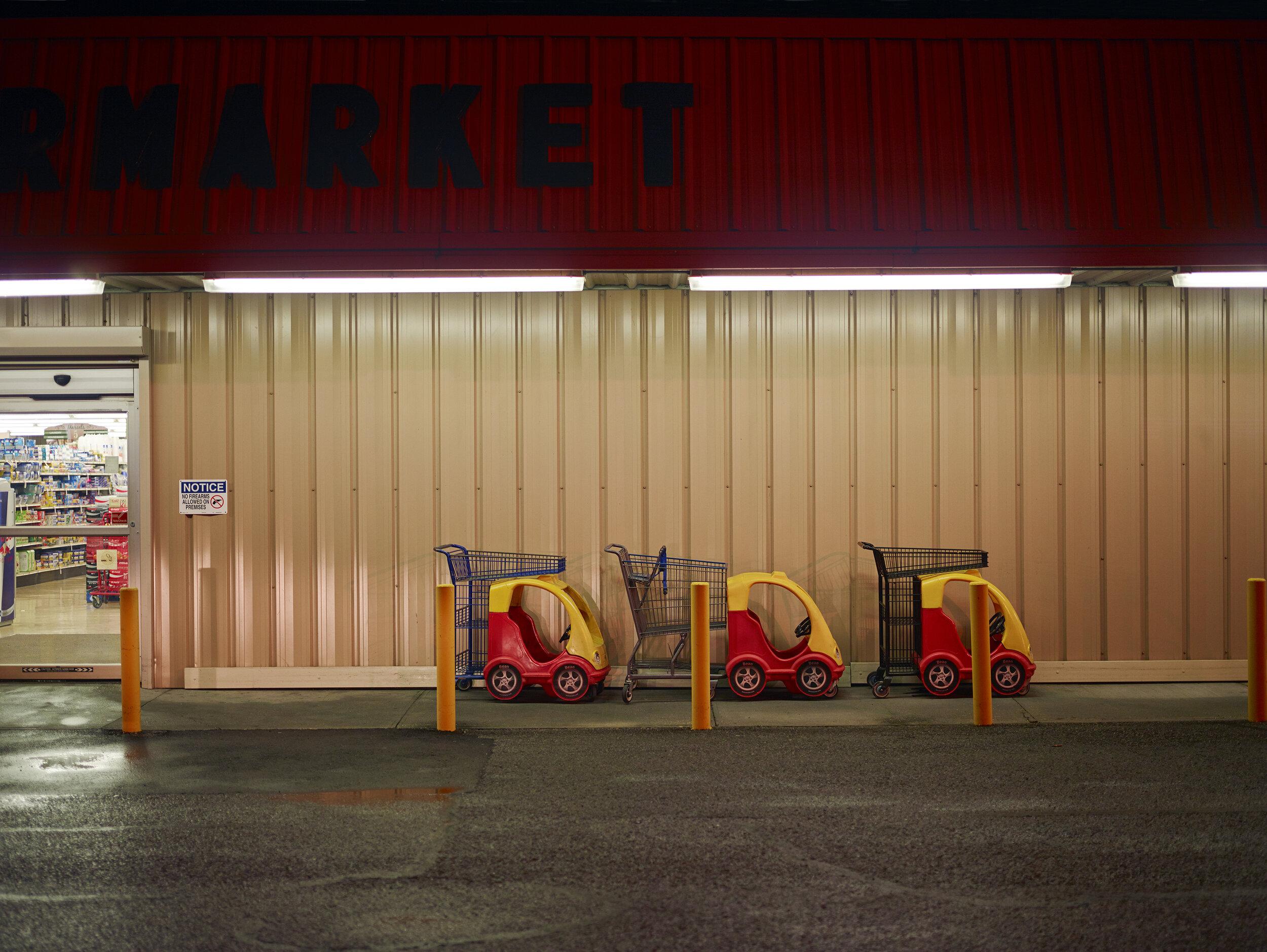 Copy of Supermarket Carts