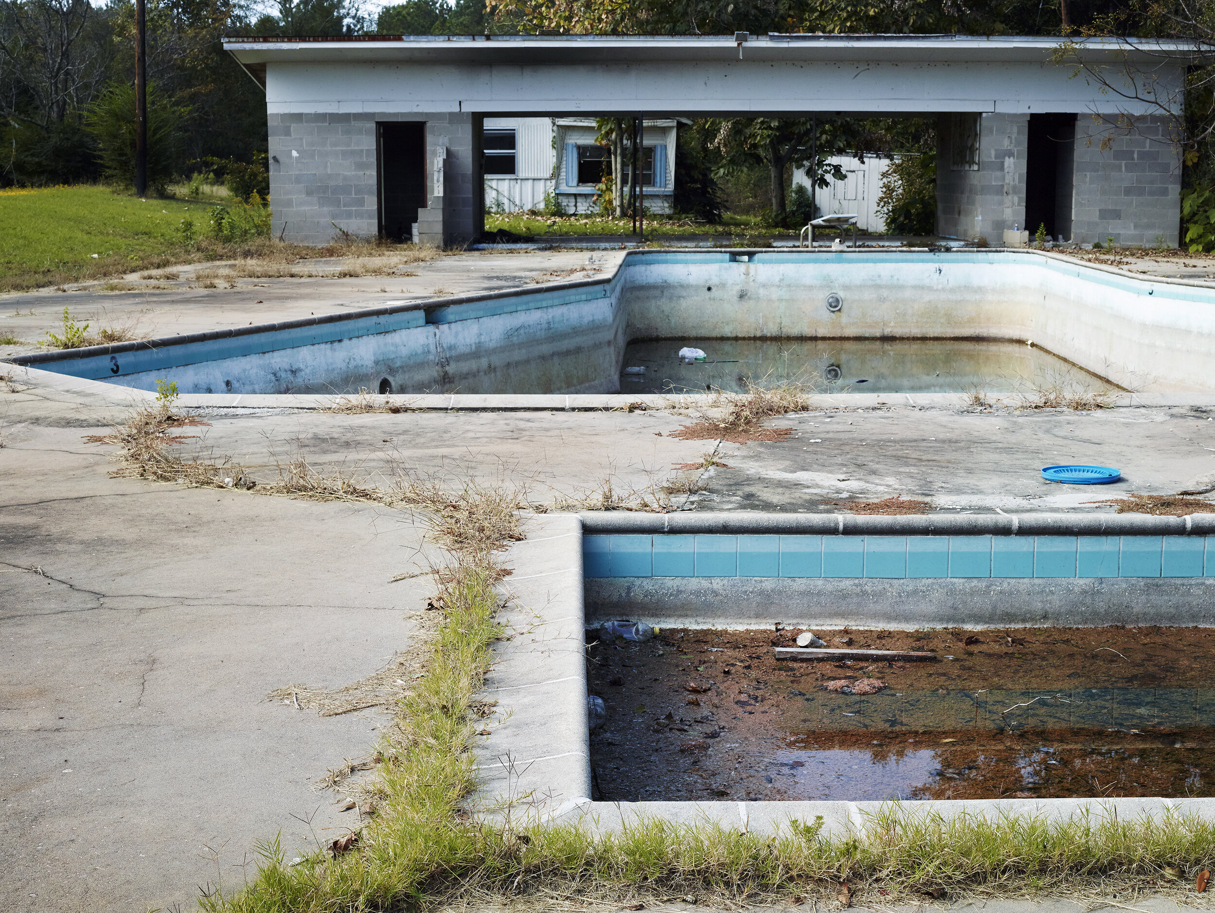 Copy of The Swimming Pool