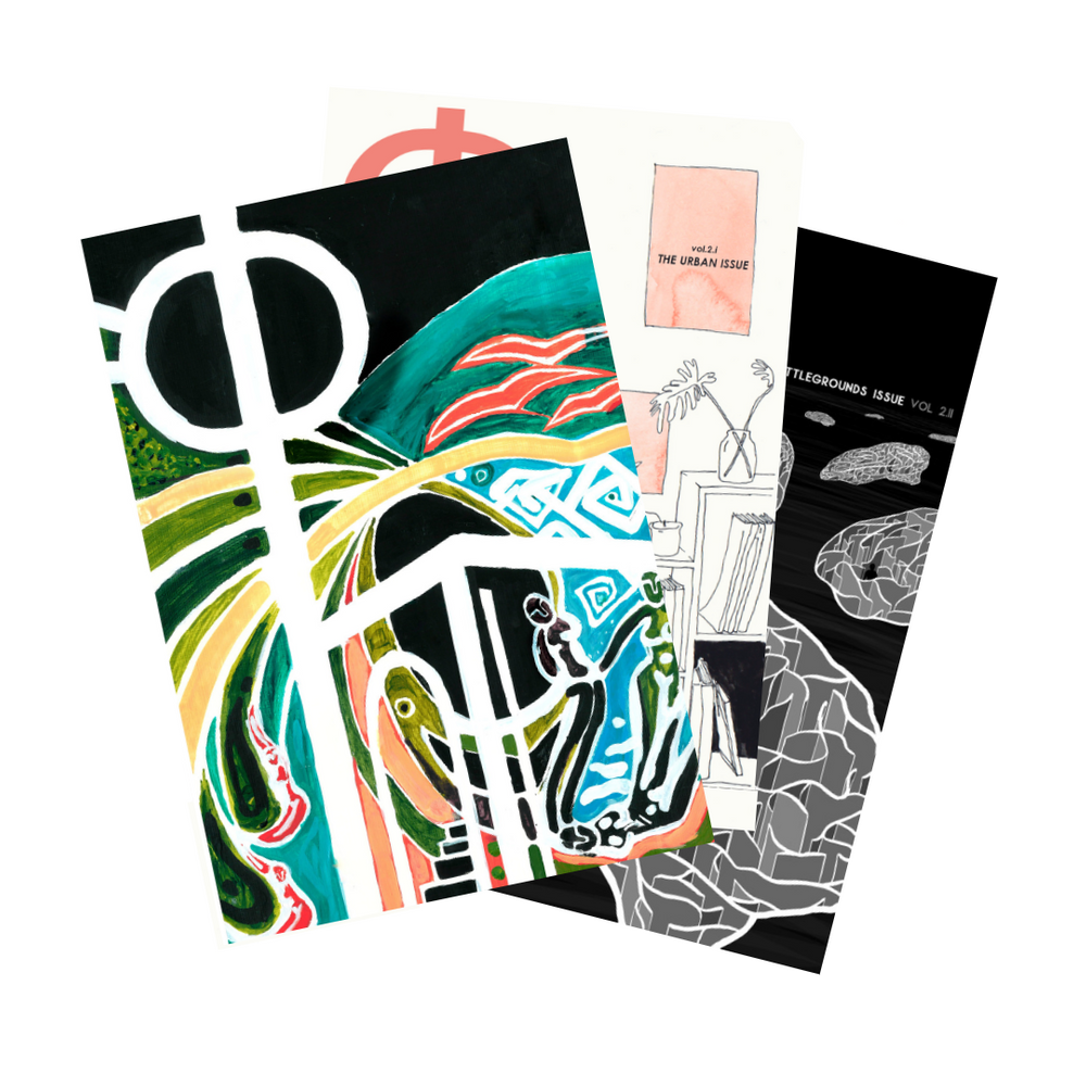 yearly subscription - Get a year's worth of Phi Issues for £12.