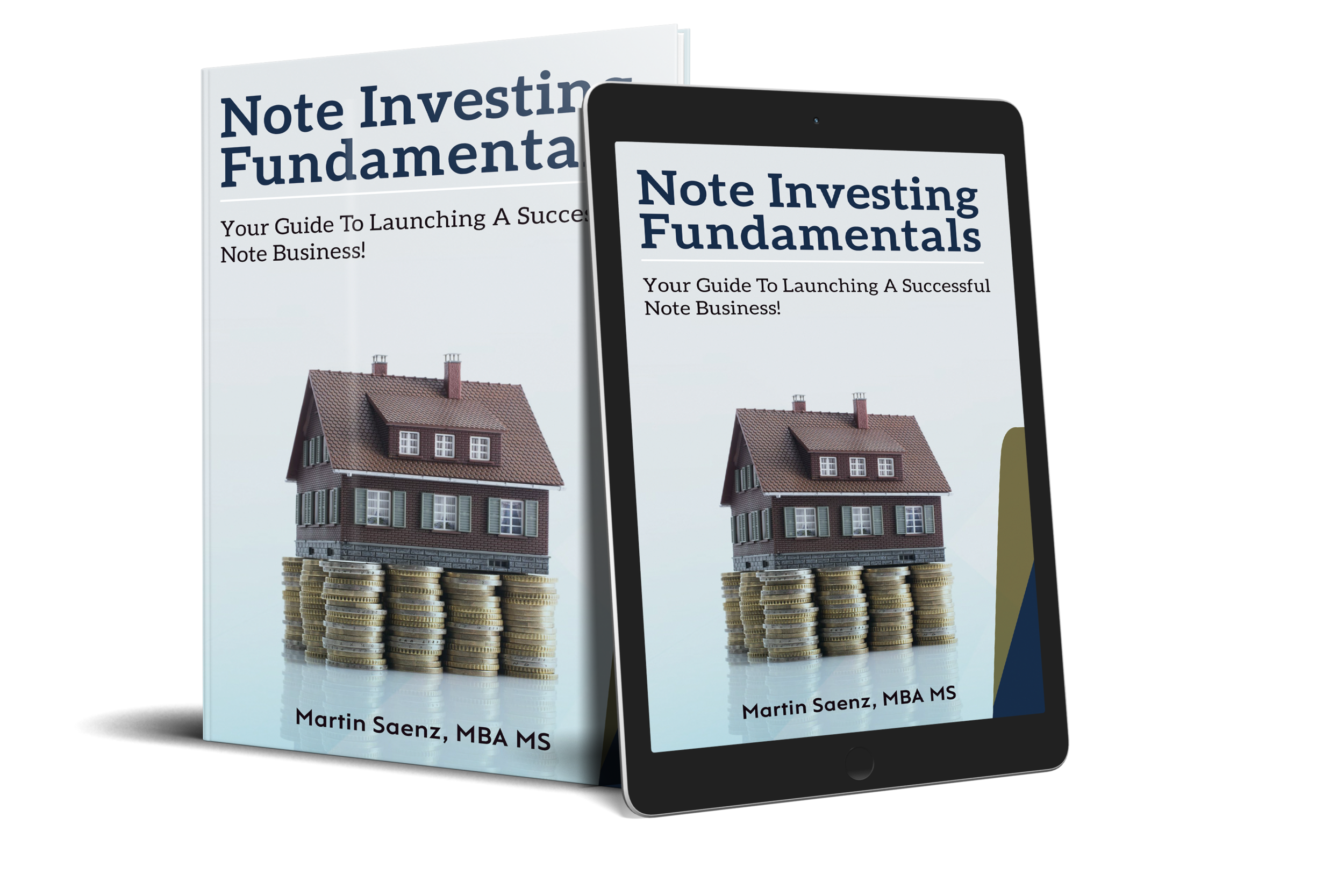 Your Guide to Launching a Successful Note Business! - Learning the Fundamentals is Key to Your Success in the Note Business. This Book Will Teach You That Deal Flow is the Real King — Not CashREAD MORE AND PURCHASE NOW