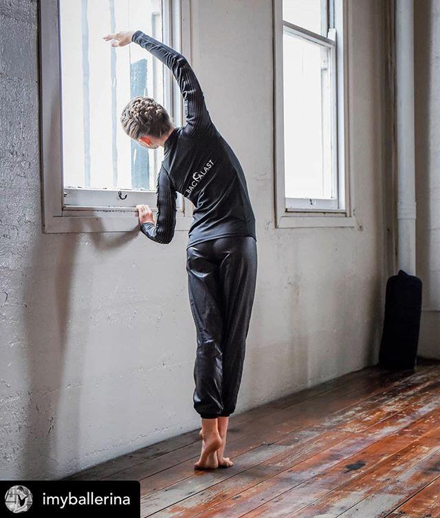 Repost • @imyballerina Preparing for comps. It's exciting to be dancing this weekend at @asiangrandprix . #asiangrandprix2019 #warmup #inmybackalast #instadancer #nzdancer @backalast . PC @lisataylorphotos
