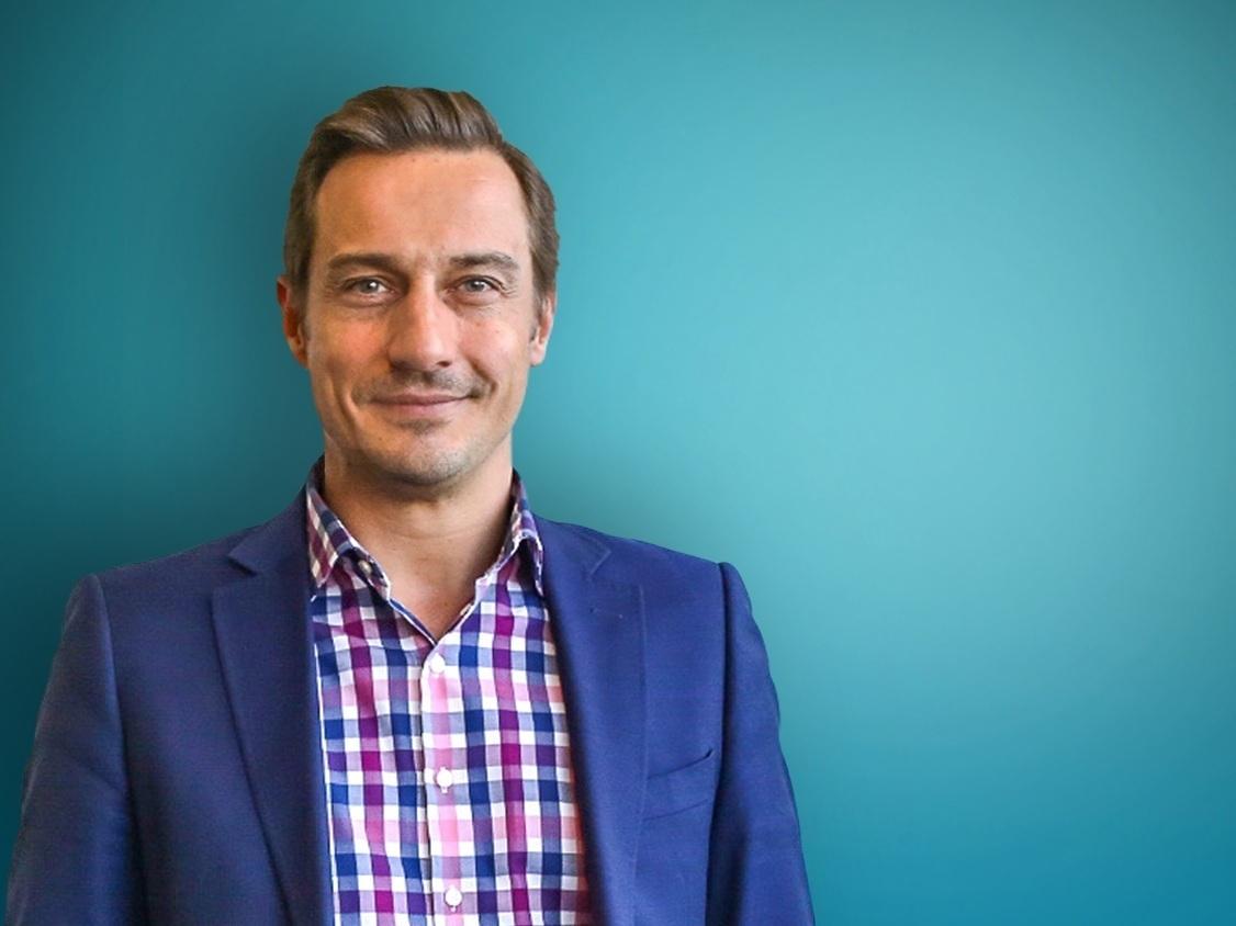 James Hooper - APAC Managing Director