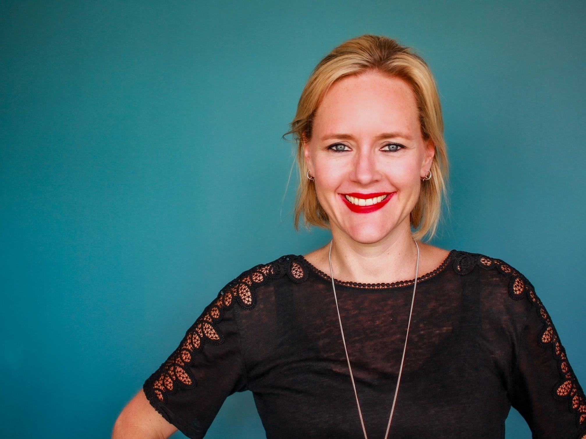 Alice Scott - Chief Behavioural Officer and EMEA & Americas Managing Director