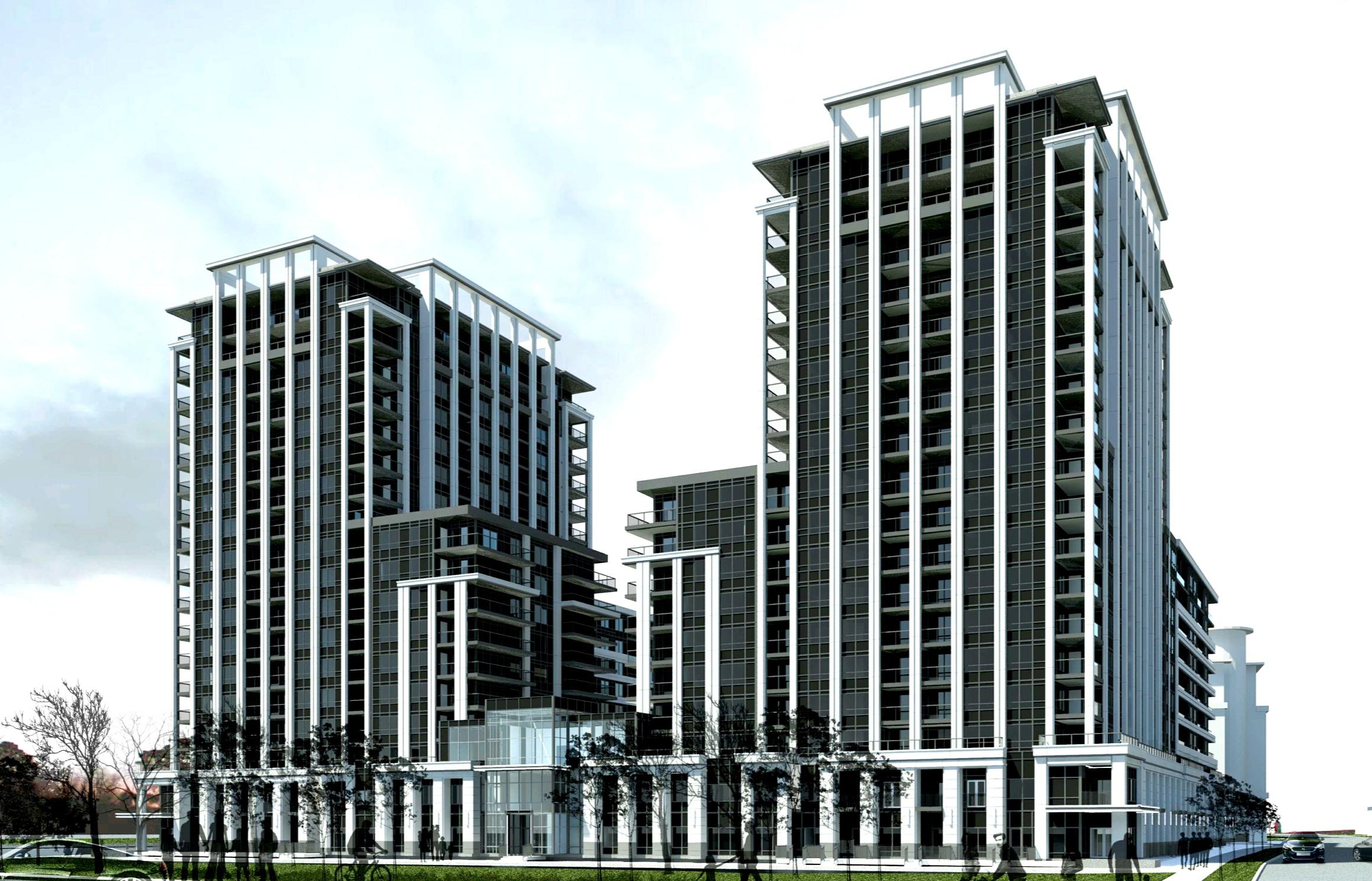 Vendome Markham - High-Rise Residential | 1 Clegg Road,