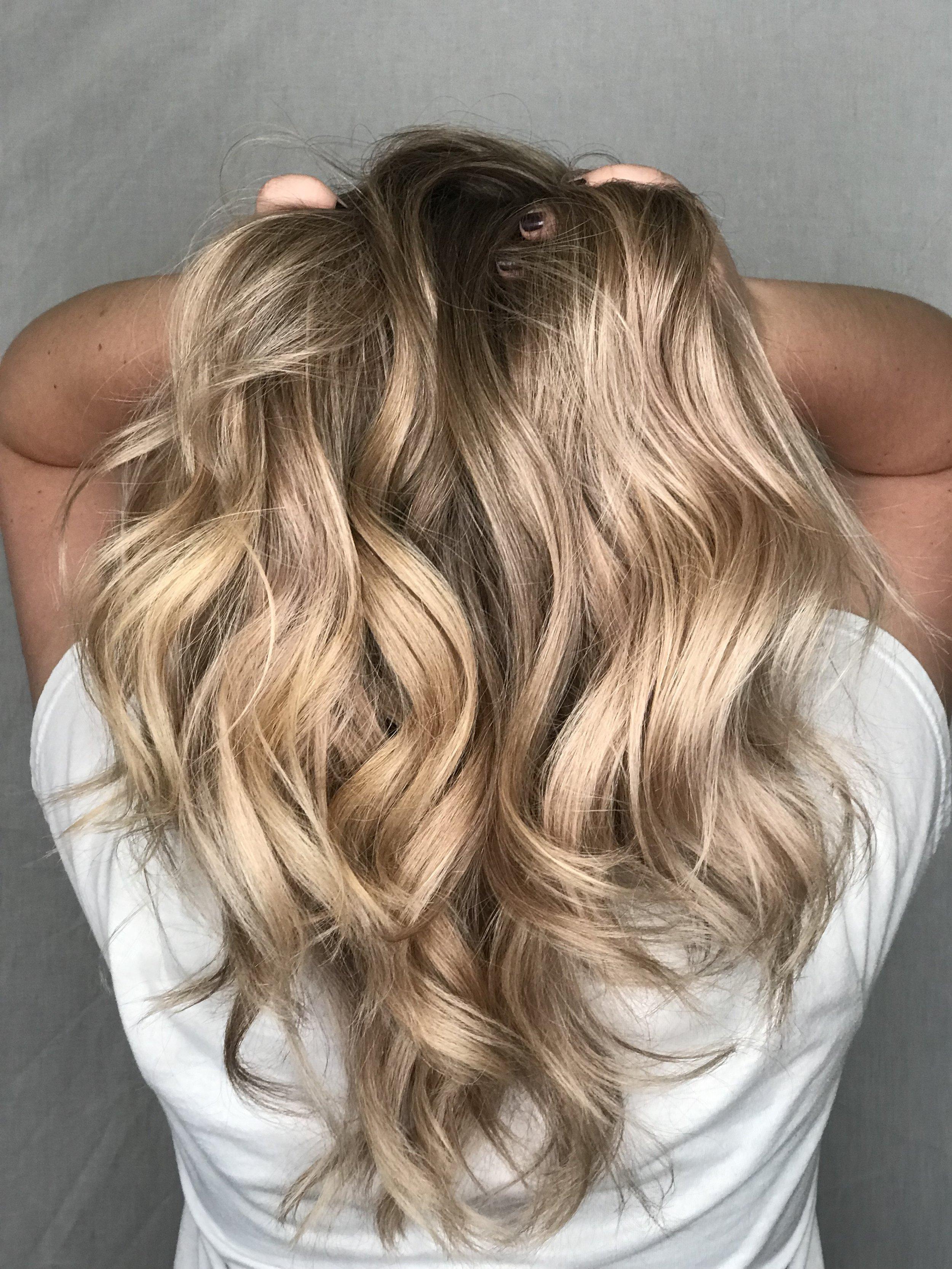 Perfect Blonding
