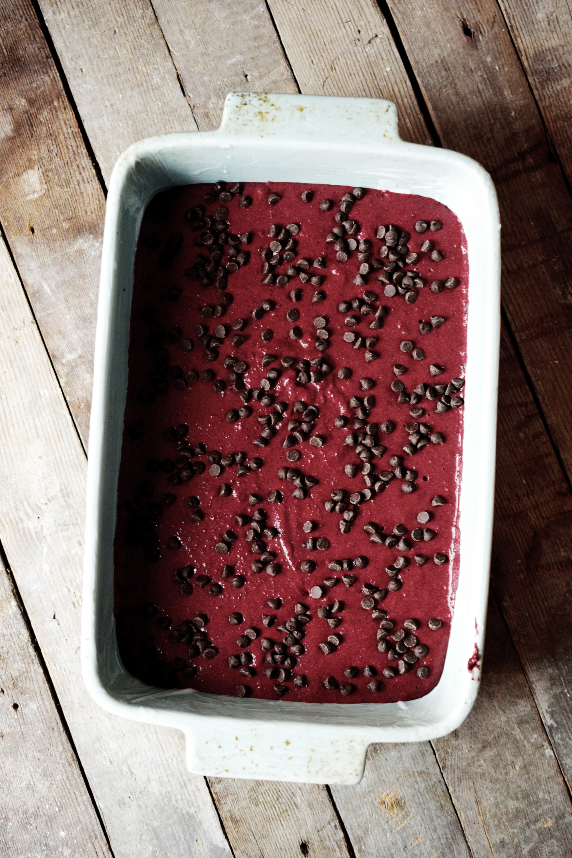 Double Chocolate Beet Brownies Recipe