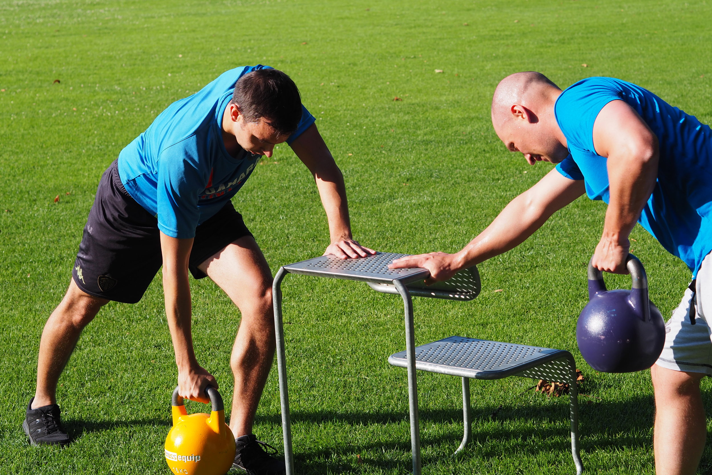 ADAPT, DON'T STOP - Training with an injury