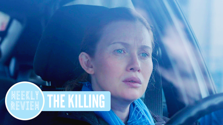 Review of AMC's The Killing - Season 4 and its satisfying farewell to the dark and complex television show