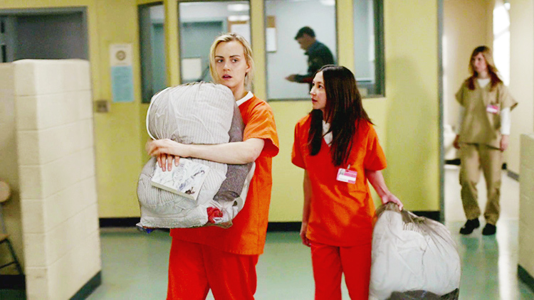 My Top 3 television shows of 2014 featuring Orange is the New Black