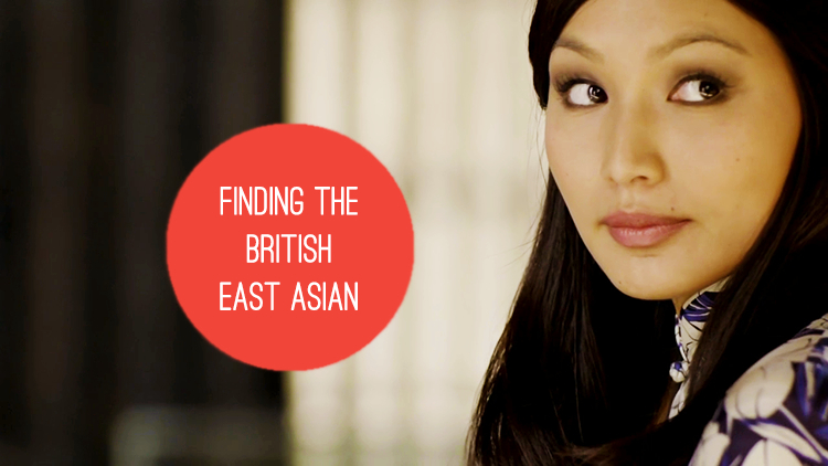 Discussing representation for East Asians in British television and my experience as an Asian American living in London