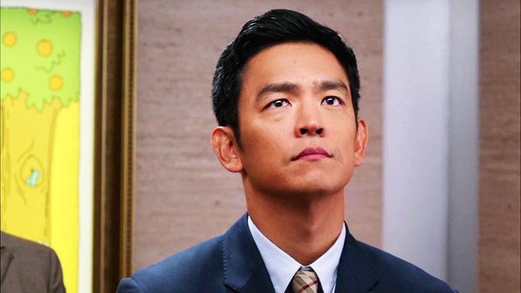 "Saying farewell to ABC's canceled ""Selfie"" with John Cho"