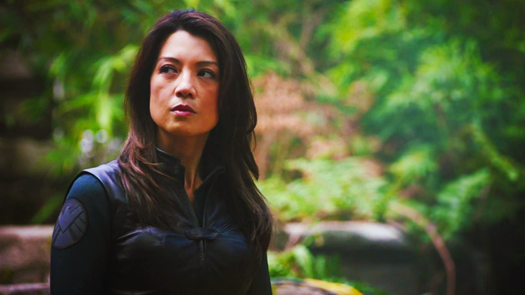 Weekly Review of ABC's Agents of SHIELD with Melinda May