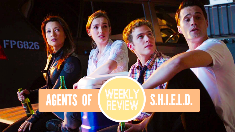 Weekly Review of ABC's Agents of SHIELD