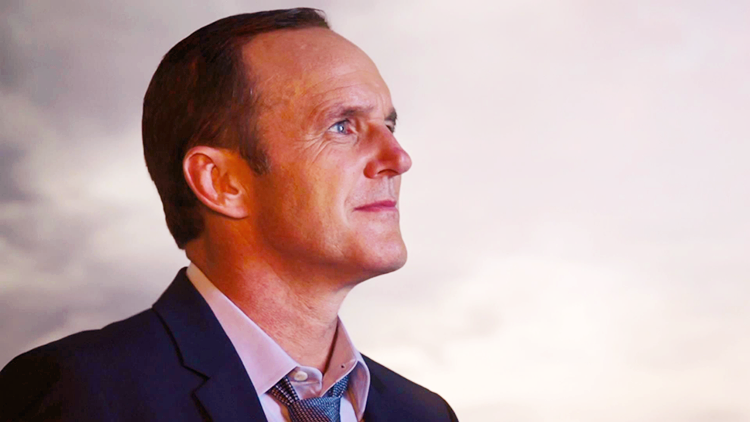 Weekly Review of ABC's Agents of SHIELD with Phil Coulson