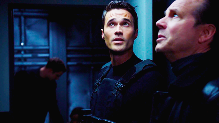 Weekly Review of ABC's Agents of SHIELD with Agent Ward