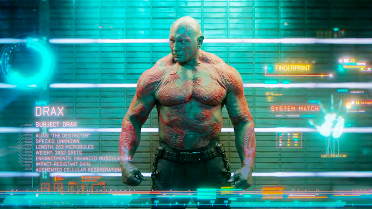 MARVEL's Guardians of the Galaxy, Drax the Destroyer