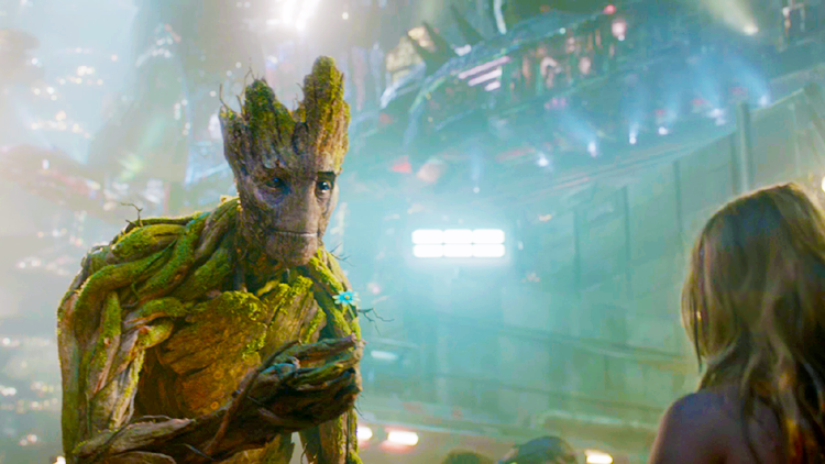 MARVEL's Guardians of the Galaxy, Groot
