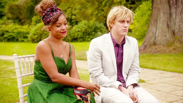 Weekly Review featuring E4's sitcom, Scrotal Recall with Antonia Thomas and Johnny Flynn