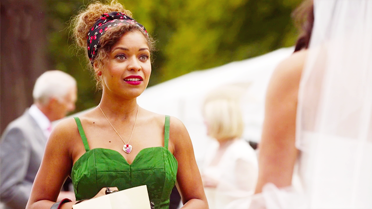 Weekly Review featuring E4's sitcom, Scrotal Recall with Antonia Thomas