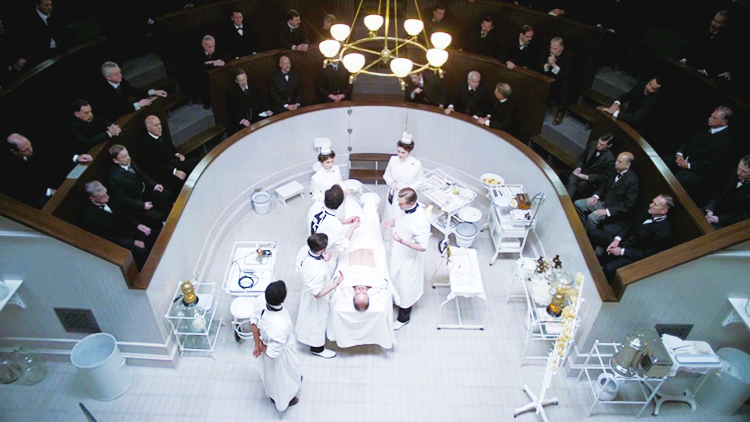 "Weekly Review featuring ""The Knick"", a compelling period drama from Cinemax"