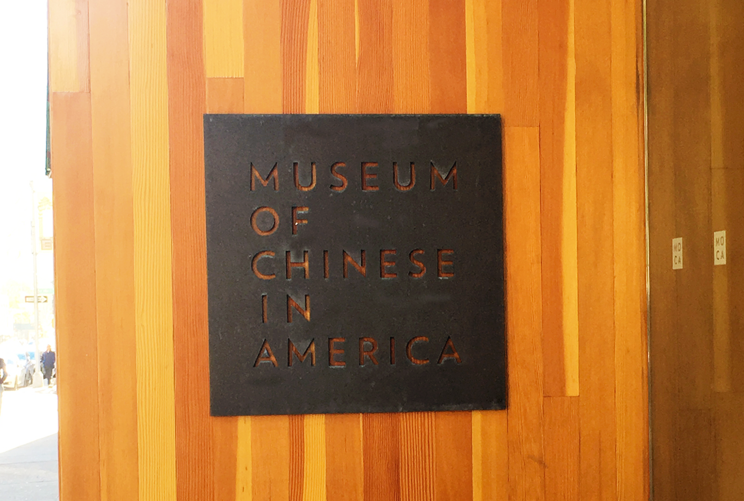 Museum of Chinese in America, Chinatown - NYC
