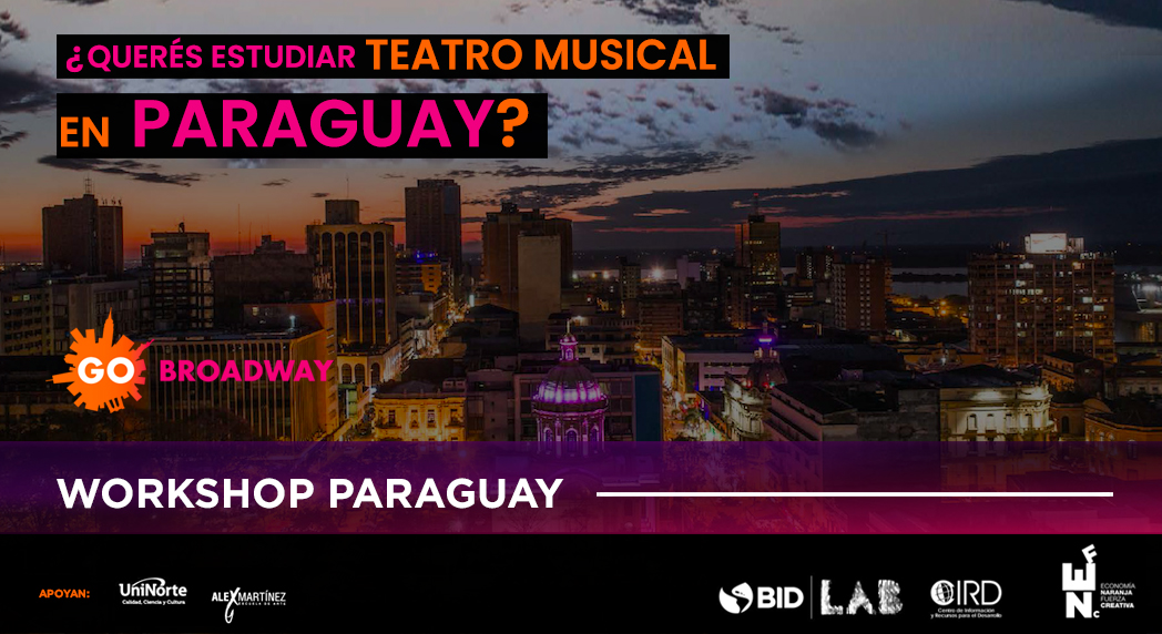 - Del 6 a 8 de Septiembre, tendras la posibilidad de estudiar teatro musical con los mejores profesores de Latinoamerica.