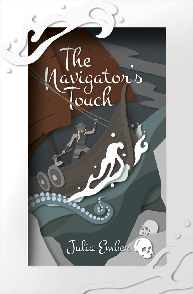 The Navigator's Touch (Book 2) - Interlude Press, 2018.