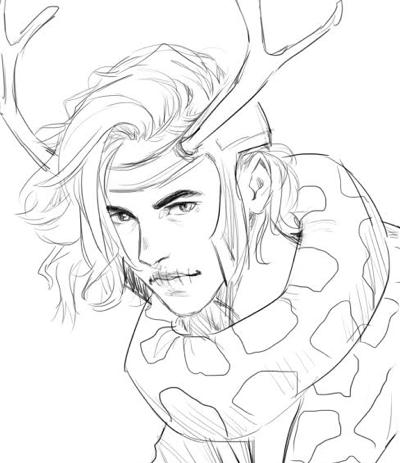 Loki by Linnea Gear