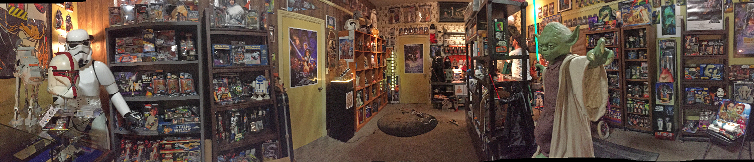 Star Wars Room -