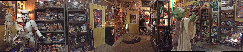 Star Wars Room -