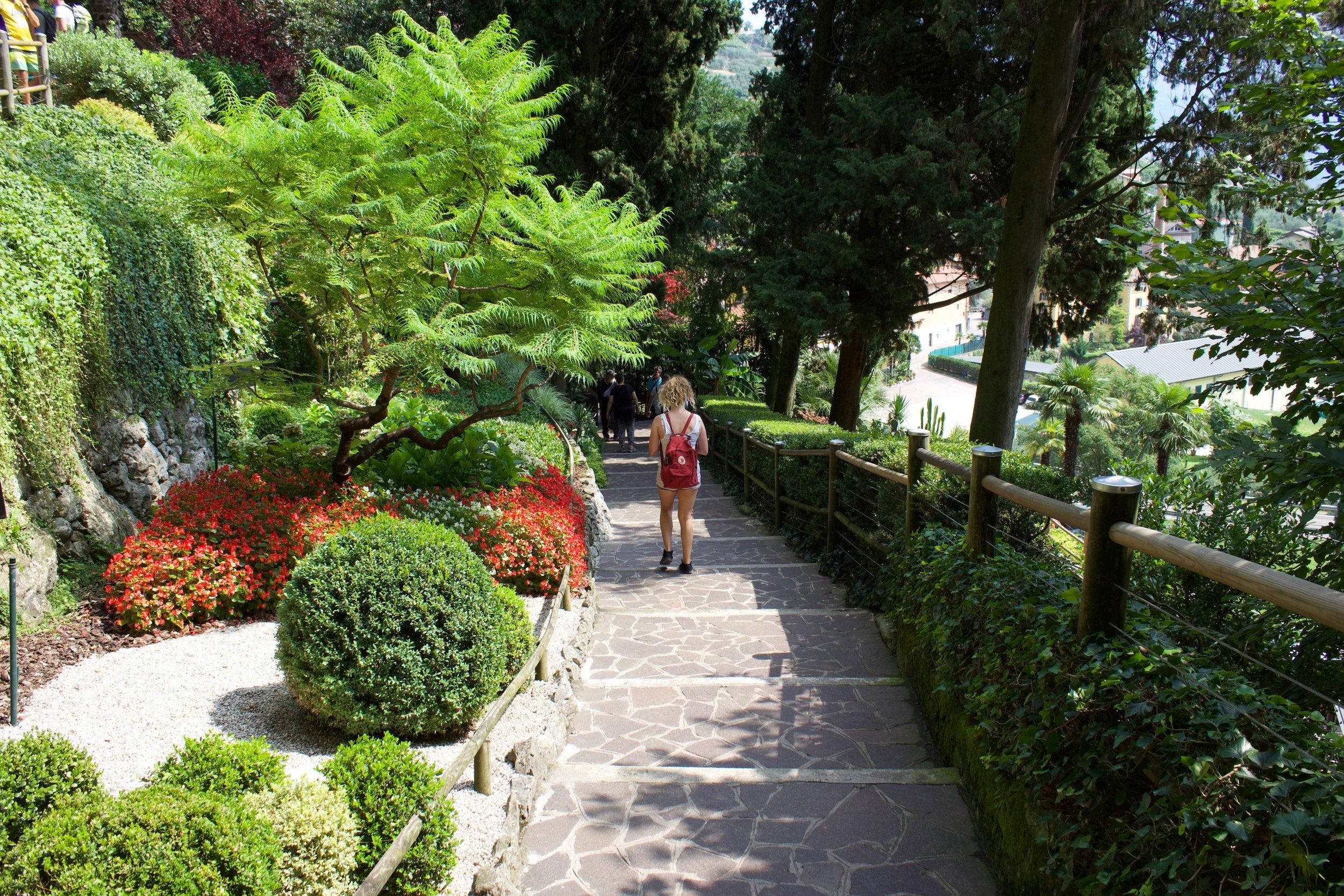 Parco Grotta Cascata Verone